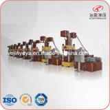 O metal de alta pressão automático lasca a imprensa de ladrilhagem (SBJ-630)