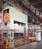 630トンの近いタイプ倍のクランク力出版物機械