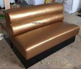 (SD-1011K) Ristorante moderno dell'hotel che pranza il sofà di legno della cabina della mobilia