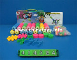 Giocattoli educativi. Divertente il più popolare, plastica scherza la particella elementare dei giocattoli (414526)