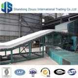 Cadena de producción estándar de la manta de la fibra de cerámica 10000t de Ys 1260
