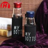 BPA livram o frasco do chá do vidro de Borosilicate/garrafa de água de vidro