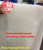 Faser-Isolierungs-Wollen für Schule-akustisches Panel-Wand-Deckenverkleidung