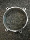 Peças CNC de extrusão de alumínio polido 6061t6