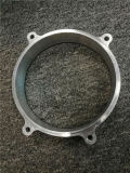 6061t6 Pièces d'usure CNC à extrusion en aluminium poli