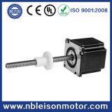 Tr8 Tr10 Messingmutteren-oder POM NEMA-23 Leitspindel-linearer Steppermotor