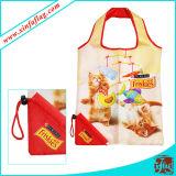 Sacos de compra da impressão de Digitas, sacos da promoção