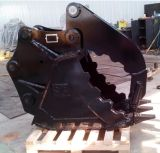 Excavator Hydraulic Thumb Grab Bucket for Kobelco Sk100 Bucket Grapple
