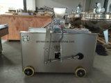 Máquina Semi automática do bolinho com controle do PLC