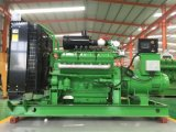 Biogas Generator Set Lvhuan 200kw für Rubbish Landfill Animal Husbandry u. Livestock Breeding Delaction Water Cooled für Power Plant Industrial Generators