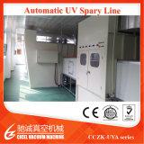Линии покрытия брызга вакуума Metallization/UV автоматические для металла