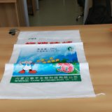 Saco tecido PP do cimento de Bag/50kg/saco tecido do cimento/fertilizante dos sacos/saco para o arroz