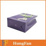 Хозяйственная сумка Reuseable самой популярной бумаги с покрытием 2017 складная с сертификатом