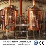 500L赤いたる製造人ビールビール醸造所装置