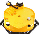Vise Tri-Stand de cadena ajustable y Portable (H401)