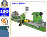 Spezielle konzipierte horizontale Drehbank für das Drehen des 8000 mm-Länge Zylinders (CG61160)
