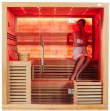 Chambre 2016 sèche de sauna de mur léger neuf de jade de constructeur de sauna de la Chine (M-6055)