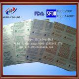Folha de alumínio da bolha de Ptp com Hsl & Vc para selar com PVC