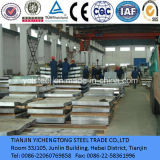 Tôle d'acier de Galvanzied de prix concurrentiel fabriquée en Chine