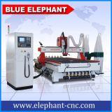 Ele-1533 Atc CNCのルーター、3axisスピンドルCNC木工業のための1533年のAtc /CNCのルーターの自動ツールのチェンジャー