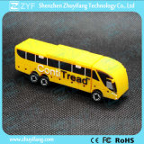 Logo (ZYF1061)를 가진 School 주문 Bus Shape USB Flash Drive