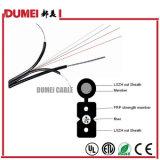 4 câble de fibre optique extérieur de Gjyxcv FTTH de faisceaux