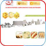 Bandeja de pão soprada que faz a linha de produção da extrusora do alimento do petisco da máquina