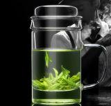 450 ml de barres de verre à base de borosilicate à la main