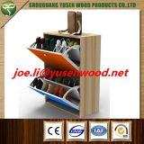 Module italien de chaussure de salle de séjour de modèle, crémaillère de chaussure