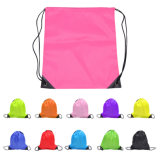 Mato & Hash Basique Cinch Sack Drawstring Pack Tote Promotion Backpack Party Bag