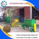 Nahrungsmittelstrangpresßling-Maschine der Fisch-60-80kg/H für Verkauf