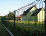Загородка треугольника/изогнутая загородка панели сваренной сетки