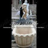 Baignoire multicolore Mbm-1020 de baignoire de pierre de baignoire de baignoire de marbre de granit