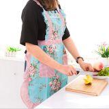 Cucina promozionale 100% del cotone che cucina grembiule con il marchio personalizzato