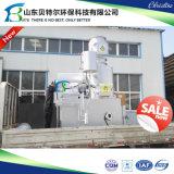 Verbrandingsoven van het Afval van het Ziekenhuis van Wfs 30~500kg de Rookloze Goedkope Medische