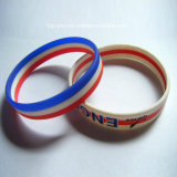 Qualität Plastic Promotional 3D Gift PVC Bracelet (SB-014)