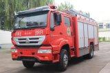 Спасение & тележка бой пожара Hamzat непредвиденный