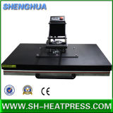 Ce manuel d'approbation Gran taille Heat Press Machine 60X80cm 60X100cm 70X100cm