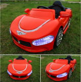 Hete Verkoop die de Muzikale Elektrische Miniatuurauto van het Speelgoed opvlammen