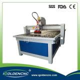 Machine de découpage de marbre de jet d'eau pour le granit de découpage de gravure, marbre, pierre