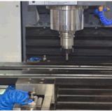 Cnc-Aluminiummetallblatt-Prägebearbeitung-Mitte - Pzb-CNC6500s