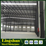 Almacén prefabricado de la estructura de acero del bajo costo
