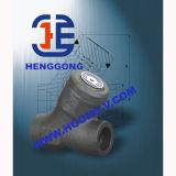 ANSI/API/DIN Klep van de Controle van de Lift van het roestvrij staal de Flens Gesmede