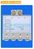 Taper à A-1 10*8.8cm la carte matérielle magnétique d'entrepôt de carte mémoire de carte avec des numéros