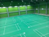 Настил PVC Litchi поверхностный крытый для Badminton