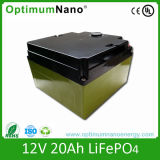 Sale caliente 12V 20ah LiFePO4 Battery 12 Volt Lithium Ion Battery