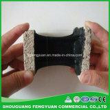 Non вылеченное Non покрытие резиновый асфальта Solidfy водоустойчивое