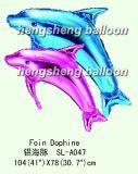 Воздушный шар фольги (SL-A047)