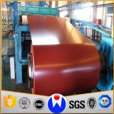 Bobina d'acciaio galvanizzata preverniciata con il prezzo poco costoso