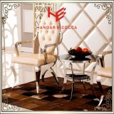 Таблица чая таблицы пульта таблицы мебели бортовой мебели гостиницы мебели дома мебели нержавеющей стали таблицы угла журнального стола таблицы (RS161304) самомоднейшая